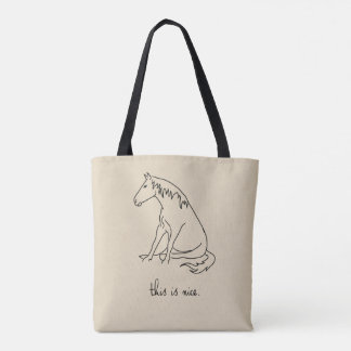 Pony Lines - This is Nice. Tote