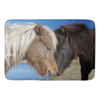 Pony Love Bath Mat Western Horse