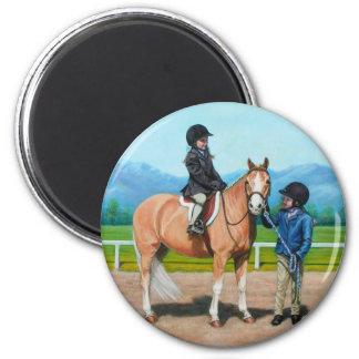 Pony magnet