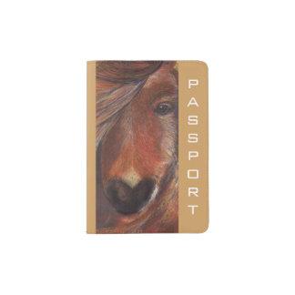 Pony passport holder (a254)