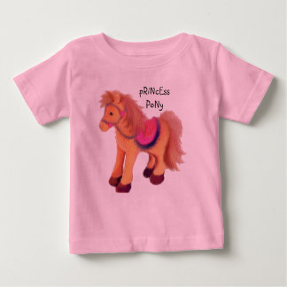 Pony princess infant T-Shirt