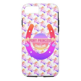 Pony Princess iPhone 7 case