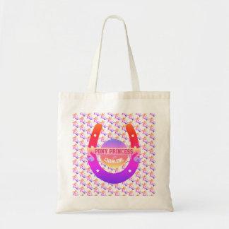 Pony Princess Tote Bag