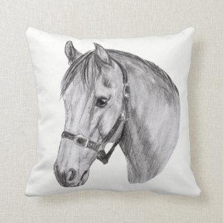 Pony Profile Cushion
