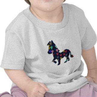 PONY ride horse animal kids NavinJOSHI NVN62 FUN T-shirt
