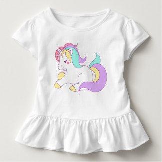 Pony Toddler Girls' Ruffle Tee