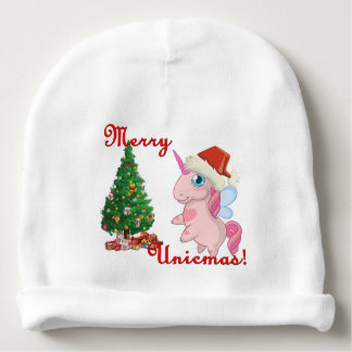 Ponychristmas Baby Beanie