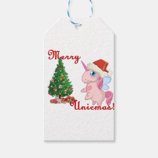 Ponychristmas Gift Tags