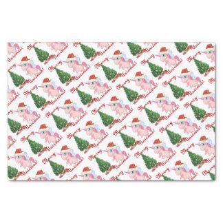 Ponychristmas Tissue Paper