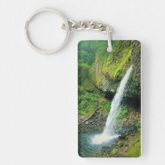 Ponytail Falls Key Ring