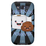 Poo and Toilet Paper Friends Forever