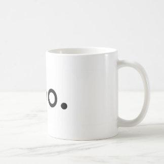 poo. coffee mug