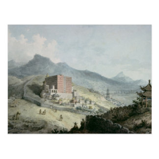 Poo Ta La, or Great Temple of Fo Postcard