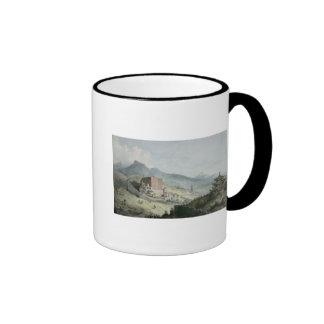 Poo Ta La, or Great Temple of Fo Ringer Mug