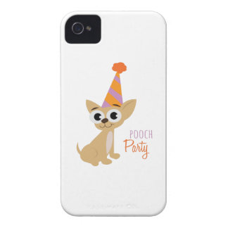 Pooch Party iPhone 4 Covers
