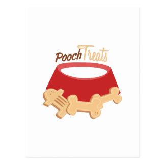 Pooch Treats Postcard