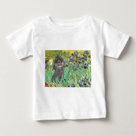 Poodle (8S) - Irises Baby T-Shirt