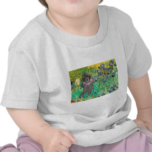 Poodle (8S) - Irises Shirt