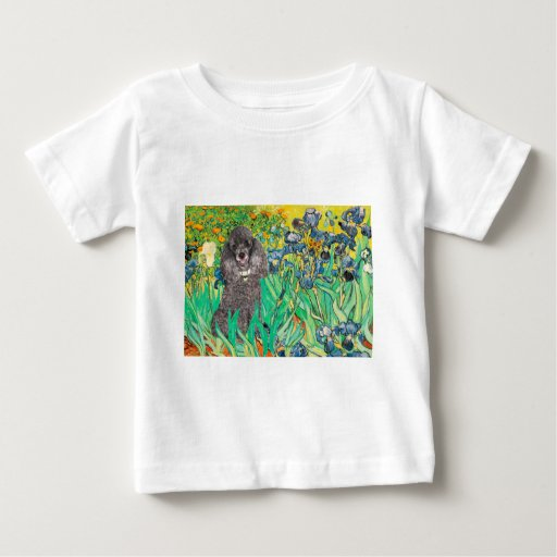Poodle (8S) - Irises T Shirt