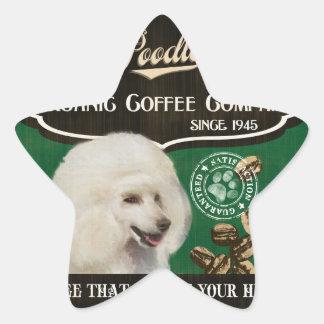 Poodle Brand – Organic Coffee Company Stickers