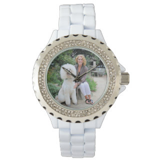 Poodle - Brulee - Trainer Wristwatches