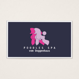 Poodle Cards