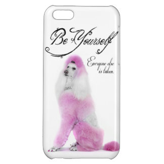 Poodle Cell Phone Case iPhone 5C Cases