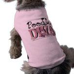 Poodle DIVA Doggie Shirt