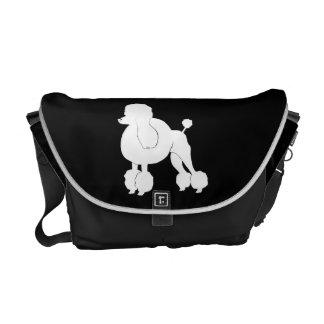poodle dog bag messenger bags