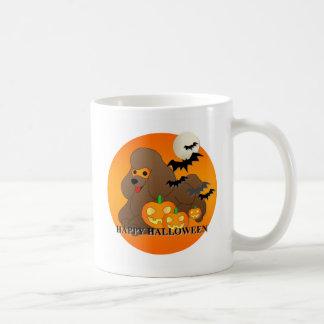 Poodle Dog Halloween Mug