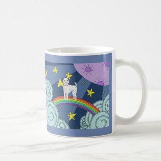 poodle In Dreamland Mug