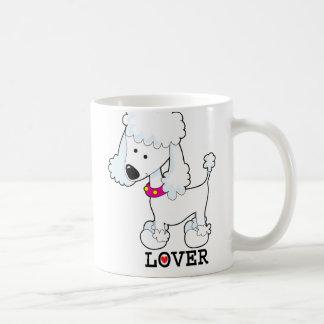 Poodle Lover Basic White Mug
