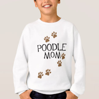 Poodle Mom t-shirts & gifts