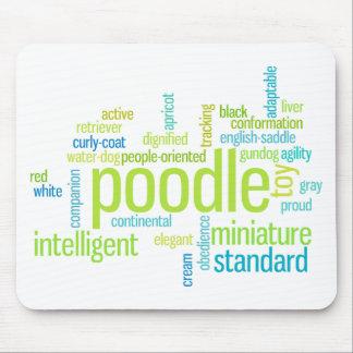 Poodle Mouse Pad