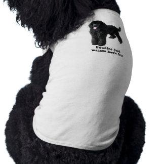 Poodle Pet Clothing