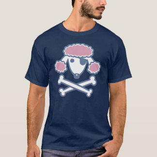 Poodle Pirate T-Shirt