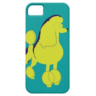 Poodle Pop Art iPhone 5 Cases
