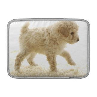 Poodle Puppy MacBook Sleeve