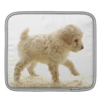 Poodle Puppy Sleeve For iPads