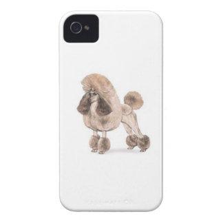 Poodle -- Show Coat iPhone 4 Case-Mate Case