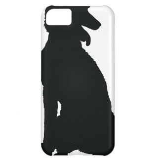 Poodle Silhouette iPhone 5C Case