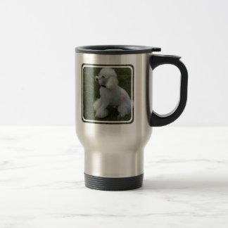 Poodle Stainless Travel Mug