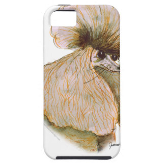 Poodle, tony fernandes iPhone 5 cover