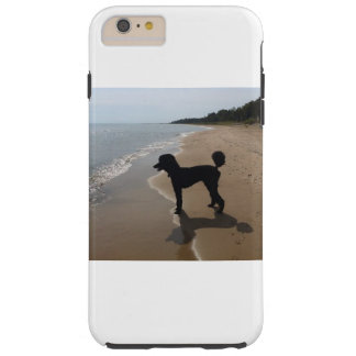 Poodle up North Tough iPhone 6 Plus Case
