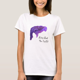 Poof Campaign - Bring Back The Poof T-Shirt