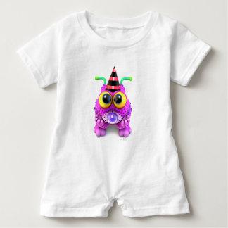Poof Got Nones Baby Bodysuit