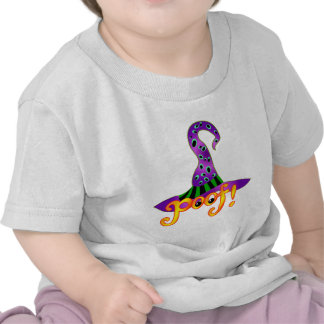 Poof Witch Hat Shirt