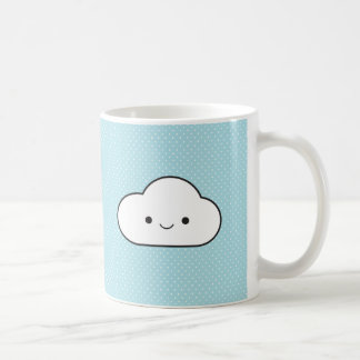 Poofy Cloud Coffee Mug