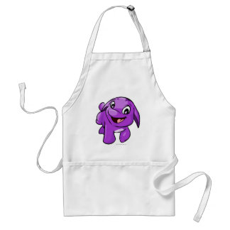 Poogle Purple Standard Apron