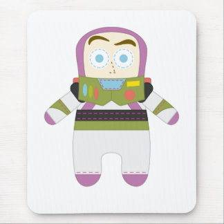 Pook-a-Looz Buzz Lightyear Mouse Pad